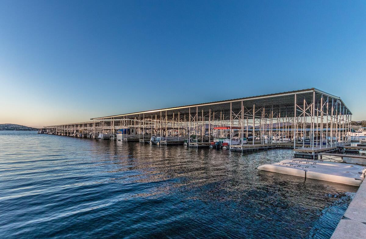 Boat Slips | Don Pedro